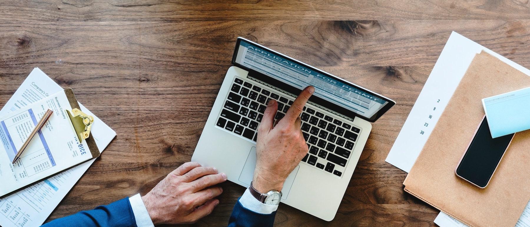 Zakelijk Macbook Huren