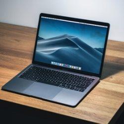 Opvouwbare MacBook met touchscreen