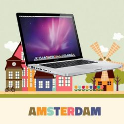Macbook huren in Amsterdam