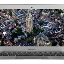 Macbook huren in Utrecht