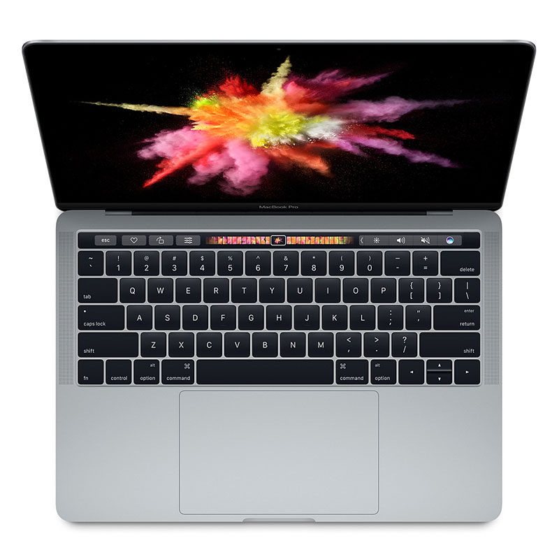 MacBook Pro Touch Bar huren