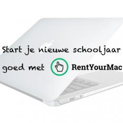 Back2School met RentYourMac!
